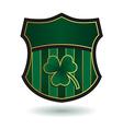 Irish Emblem vector image