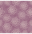 lace pattern new vector image