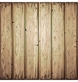 Old Wooded Painted Texture vector image