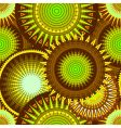 kiwi texture vector image vector image