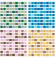 staggered tile multi vector image vector image