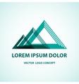 logo concept vector image