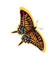 icon swallowtail vector image vector image