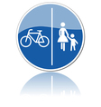 traffic signs vector image vector image