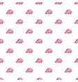 childrens slide elephant pattern vector image