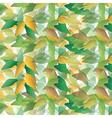 random leaves vector image