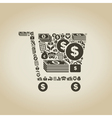 Sale business vector image