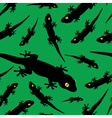 gecko pattern eps10 vector image