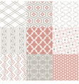 seamless japanese traditional pattern vector image