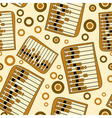 abacus pattern vector image