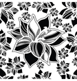 Flowers amarylis set 2 vector image