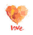 heart klaksa 1 380 vector image