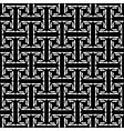 labyrinth pattern vector image