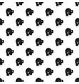 vr headset pattern vector image