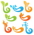 all about nature vector image vector image
