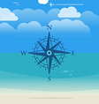 Vacation travelling concept vector image vector image