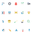 Agriculture Colored Icons 5 vector image