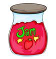 jam vector image