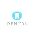 Logo dental care clinic dentistry for kids Teeth vector image