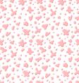 Paint splashes pattern vector image