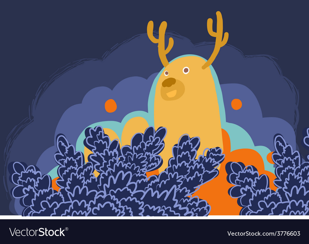 Monster fantasy vector