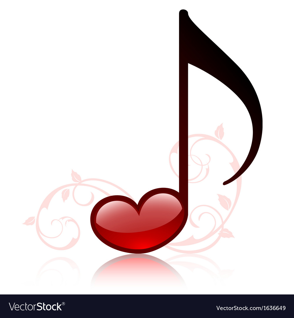 Lovemusic vector