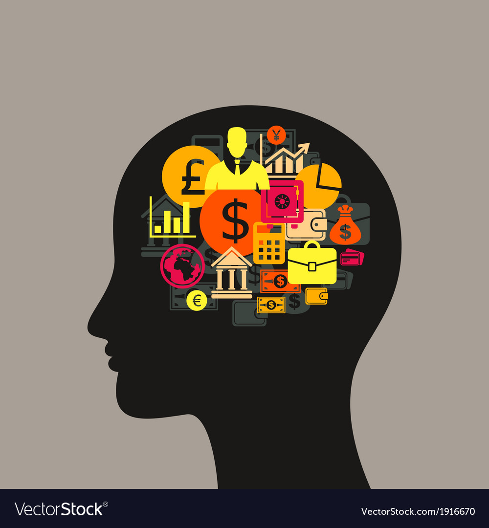 Business a head5 vector