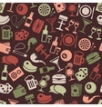 pub seamless pattern vector image