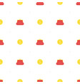 purse and coin background vector image