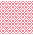 heart wallpaper background design vector image