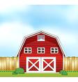 Barnhouse vector image vector image