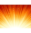 Light burst background vector