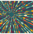 Silverware contemporary background vector image