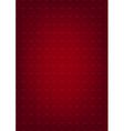 Red abstract texture vector image