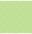 seamless pattern background ornament of striped vector image