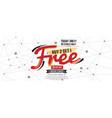 buy 2 get 1 free 5000x1997 pixel banner vector image