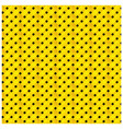 yellow and black figure background icon vector image