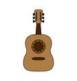 guitar icon image vector image