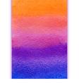 vertical watercolor rainbow gradient vector image