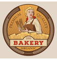 Best bakery vector image