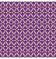 Oval and cross seamless pattern 2803 vector image