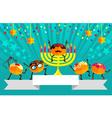 Hanukkah party vector image vector image