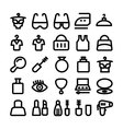 Fashion Icons 7 vector image