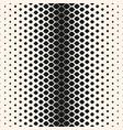 halftone seamless pattern mesh pattern vector image