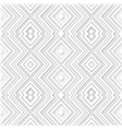 White Abstract Retro Zigzag Background vector image vector image