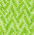 green fabric seamless texture with grunge effect vector image