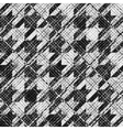 Abstract hounds-tooth background vector image