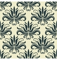 Persian paisley seamless floral pattern vector image