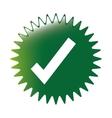 check mark icon image vector image