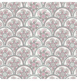Centle vintage seamless pattern vector image